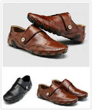 Men's Leather Shoes Classic Oxfords Casual Loafers Driving Moccasins Flats