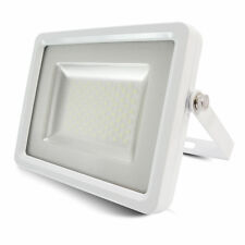 LED FLOODLIGHTS Ultra Slim 10-600W Outdoor Garden Security Lamp IP65 SMD White