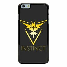 Pokemon Instinct Team Case for Iphone 4,5,6,7 Samsung Galaxy HTC ONE