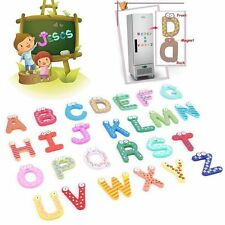 Letters Spelling Alphabet Kids Educational Preschool Fridge Magnetic Sticker