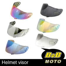 6 Color Shield Helmet Visor Motorcycle Fit Shoei X-SPIRIT 2 X-12 XR-1100 RF-1100