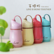 Cute Kids Stainless Steel Vacuum Cup Insulated Flask Thermos Travel Coffee Mug