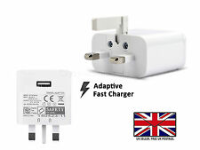 Fast Wall Charger & Apple Sync USB Data Cable For iPhone 7 6 6s 5 Plus iPad iPod