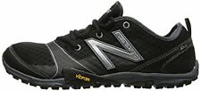 New Balance MT10BS3 Minimus Vibram Men's Black Trail Running Shoes Wide 2E Width