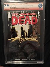 The Walking Dead #11 CBCS 9.4 Verified Signature Moore, Kirkman @ Adlard!