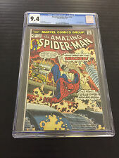 AMAZING SPIDER-MAN 152 CGC 9.4 WHITE