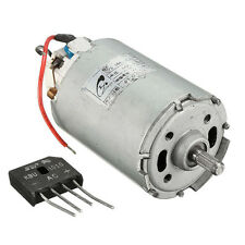 AC220V 10000RPM 300W High-Speed Permanent Rectifier DC Electric Magnet Motor New