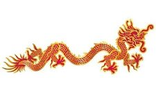 6Ft Giant Jointed Chinese Dragon Chinese New Year Decoration