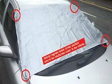 Magnetic Windscreen Cover Frost ICE Snow Protector for Volvo V90 3.0 96-98
