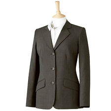 New Ladies Suit Jacket Charcoal Grey Clubclass Corporate wear RRP £75 size 6-24