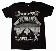Metallica Damage on Tour T Shirt