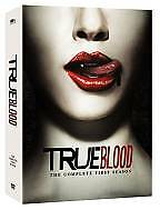 True Blood - The Complete First Season (DVD, 2009, 5-Disc Set) - New (Sealed)