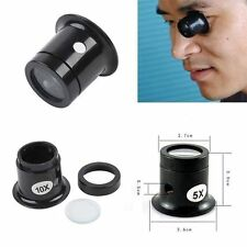 Jewellery Magnifier Kits Loupe Eye Eyepiece Jewellery Magnifier Tool Repair