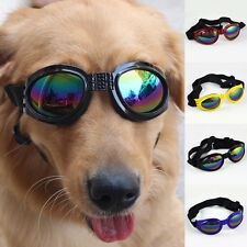 Anti-wind Glasses Eye Wear Protection Fashion Goggles UV Sunglasses Cool Pet Dog