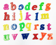 26pcs Plastic Alphabet Letters Baby Toys Kids Fridge Magnet  Educational Toy US9