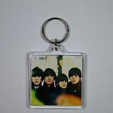 THE BEATLES CD / Album PHOTO KEYRING - 16 DESIGNS **FREE 1st CLASS POST**