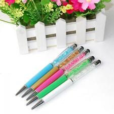 Stylus Touch Screen Pen Crystal 2in 1 for For IPhone IPad Ipod Samsung Tablet