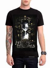 Avenged Sevenfold T-Shirt A7X Brick By Brick Tour metal rock Official L Last NWT