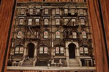 LED ZEPPELIN ~ PHYSICAL GRAFFITI 2 LP SET FIRST PRESS ~  NEAR MINT COVER & VINYL