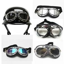 Motorcycle Goggles Helmet Motocross ATV Riding Racing Eyewear Glasses All Lens
