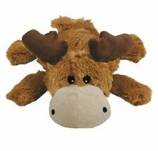 2-Pack Small Brown Cozie Marvin the Moose Dog Toy by KONG