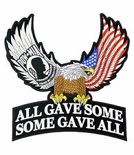 American Eagle & POW Wings Patch, Eagle Back Patches