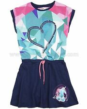 Desigual Girls' Dress Malabo, Sizes 5-14