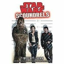 Star Wars: Scoundrels by Timothy Zahn (Hardcover) (NEW) **R.I.P. CARRIE FISHER**