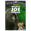 Disney's Mighty Joe Young (DVD, 1999) Exciting Family Adventure Film/ Movie