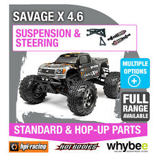 HPI SAVAGE X 4.6 [Steering & Suspension] Genuine HPi Racing R/C Parts!
