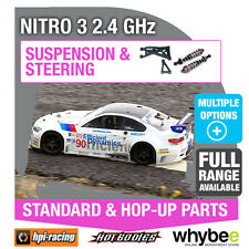 HPI NITRO 3 2.4 GHz [Steering & Suspension] Genuine HPi Racing R/C Parts!