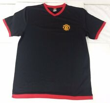 Manchester United Kid's Jersey Color Black NWOT Official By Rhinox