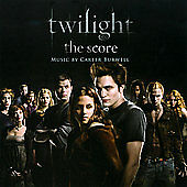 Twilight [Original Score] by Carter Burwell (CD, Dec-2008, Atlantic (Label))