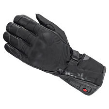 Held Solid Dry Black Motorcycle Motorbike Unisex GORE-TEX Gloves | All Sizes