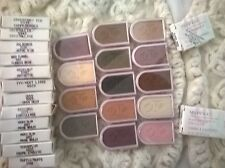 Mary Kay POWDER PERFECT Eye Color Shadow Olive Whisper Pink RICH RUSSET Taupe ++