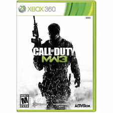 Call of Duty: Modern Warfare 3 (Microsoft Xbox 360) MW3