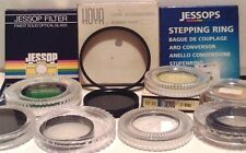 RETRO CAMERA LENS FILTERS / RINGS etc 1960/2000 ~ click HERE to browse or order