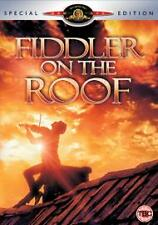 Fiddler on the Roof - Topol - Special Edition  DVD NEW SEALED FREEPOST