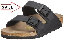 BIRKENSTOCK ARIZONA 38 BLACK Arizona 38 Soft Footbed NEW L7 M5 EU38 Birkenstock