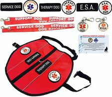 ALL ACCESS CANINE™ ESA Dog - Service Dog - Therapy Dog - CUSTOM USA Vest Harness
