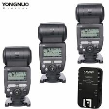 YONGNUO TTL YN685 Flash Speedlite + YN622N-TX Flash controller For Nikon Camera