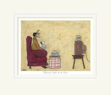 Saturday Night at the Movies - Limited Edition Print by Sam Toft