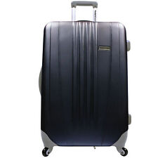 "Traveler's Choice Toronto 21"" Expandable Hardside Spinner Suitcase"