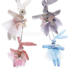 Fashion Kid Girl Cute Rabbit Necklace Accessories Easter Bunny Necklace Gift