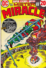 MR. MIRACLE 11 by Kirby