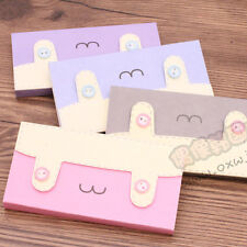 Cute Bunny Rabbits Notebooks Small Notepads Blank Notes Pad Pocket Memo Pads