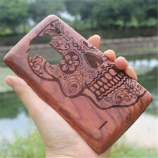 New Genuine Natural Real Bamboo Wood Wooden Hard Cover Case for CellPhone LG G4