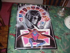 Gambit Poster NIP Rogue Marvel X-Men Hildebrandt Uncanny Wolverine MOVIE