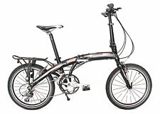 Hasa Folding foldable Bike Bicycle Sram 16 Speed