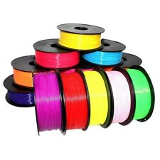 Modeling Stereoscopic ABS/PLA Print Filament 1.75mm For 3D Drawing Printer Pen